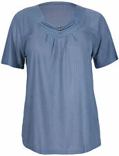 Polyester Casual Tops & Blouses for Women