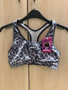 Shock Absorber Grey Active Crop Top