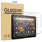 For Amazon Fire HD 10 Tablet 11th Gen (2021) Tempered Glass Screen Protector