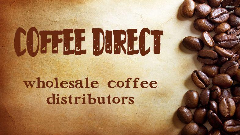Coffee Direct Wholesale Coffee