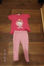 Schlafanzug Gr. 134/140 Hello Kitty Schlafi Sommerschlafanzug