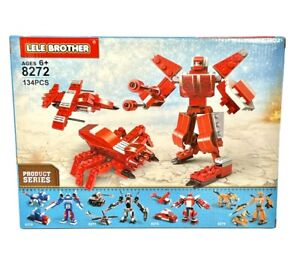 SMART Creator Lele BROTHER3in1 134pcs For Any AGES Fun Toy