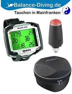 Aktion: Mares Quad Air Tauchcomputer + Sender + Hardcase