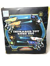 Infrared Laser Tag Guns and Vests Sets Battle Mega Pack of 4 Players Kids
