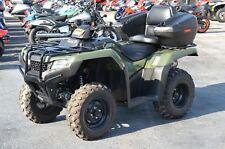 Quadboss Rest & Store Rear Trunk ATV Cargo Storage Box Seat Black UNIVERSAL
