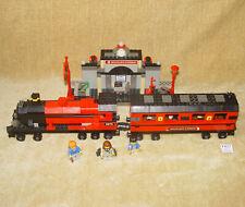 LEGO Sets: Harry Potter Train 9V: 4708-1 Hogwarts Express (2001) w/ALL MINIFIGS