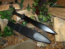 Sword/Machete/Full tang/1060 carbon steel/Kit Rae designed/United cutlery/S&DENT