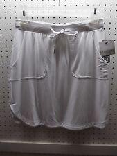 Liz Claiborne Misses Size Small White Weekend Knit Skirt FREE Shpg NWTA