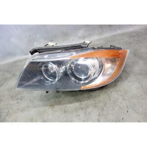 2006-2008 BMW E90 E91 3-Series Factory Left Xenon Adaptive Headlight Lamp OEM