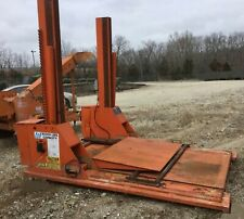 Forklift Service lift Autoquip Cfl200 Maintenance 20,000 lb. Cap. Located in Mo