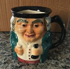 Vintage Toby Mug - Shorter & Sons - England - 3.75� Tall - Hand Painted