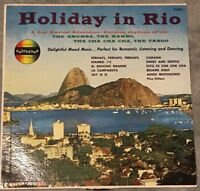 Holiday In Rio- A Gay Musical Adventure Vinyl Record 1955 LP Excellent