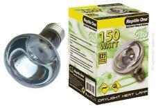 Reptile One Daylight Heat Lamp 150w E27 Screw Fitting 46563
