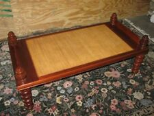 Unique Baker / Milling Road Mahogany Coffee Table / High End Piece