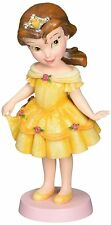 "3.75"" Belle Growing Up Figurine Disney Disneyland Statue Figure Beauty"