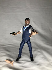 """Ulysses Klaue Marvel Legends figure Black Panther M'Baku wave 6"""" loose Hasbro"""