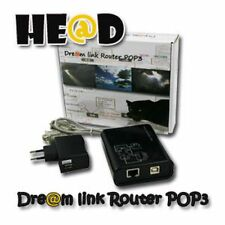 He@d dre@m Dream LINK Le routeur pop3 Head Dream LINK dreamlink RTPC USB RVP