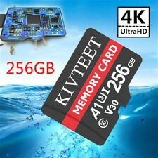 Ultra Micro Memory Card 256GB Class10 Flash TF 98MB/s for Phone Tablet Camera