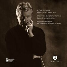 BBC Nat.Orch.of Wales - Elgar: The New England Connection