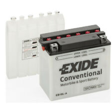 Batterie moto Exide YB18L-A YB18L-A 12V 18AH 240A 180X90X160MM ACIDE COMPRIS