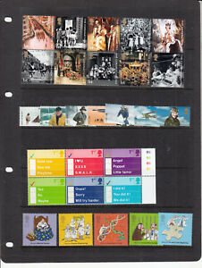 GB 2003 ANY SET ISSUED UNMOUNTED MINT/MNH BELOW FACE  PRICE VARIES BY SET