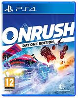 Onrush Day One Edition PS4 Game For PlayStation 4 - NEW & SEALED