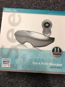 Zain Eye & Brain Massager iSee-200 Gift Relax