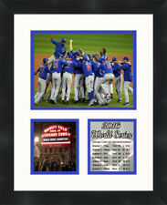 Chicago Cubs 2016 World Series Photo Collage Framed Memorabilia Frames By Mail