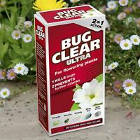 Miracle-Gro Bug Clear Ultra Fruit & Veg, Greenfly Whitefly Aphids Killer - 200ml