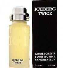 Uomo-Profumo ICEBERG TWICE POUR HOMME Eau De Toilette 125 ML Spray Offerta