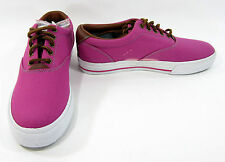 Polo Ralph Lauren Shoes Vaughn Canvas Modern Pink/Purple Sneakers Size 8.5