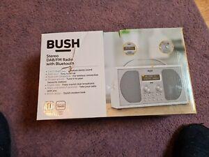 Bush  Stereo DAB Radio - Piano Gloss