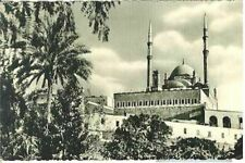 pc4346 postcard Cairo Mohamed aly Mosque RPPC MOBSC