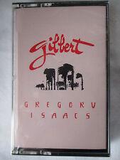 """GREGORY ISAACS """"GILBERT""""  CASSETTE TAPE - BRAND NEW"""