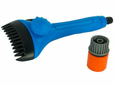 Swimming Pool Cartridge Cleaning Brush w/ Quick Disconnect