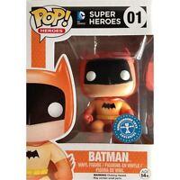 "Figurine BATMAN ORANGE DETECTIVE COMICS #241 ""POP"" 10 cm"