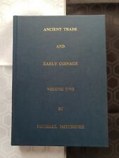 More details for ancient trade and early coinage. volume 2. michael mitchener. rare hardback