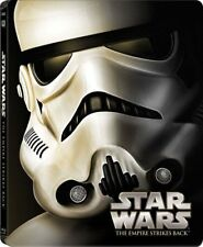 STAR WARS 5 L'Impero colpisce ancora EDIZIONE STEELBOOK (BLU-RAY) AUDIO ITA