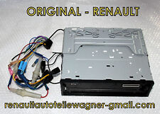 KENWOOD kdc-bt43u - CD RESEIVER Renault-ORIGINALE (2931)