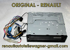 KENWOOD KDC-BT43U - CD RESEIVER  RENAULT - ORIGINAL  (2931)