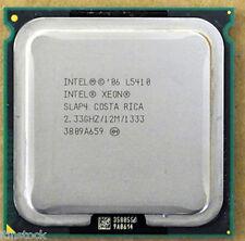 Intel Quad Core Xeon L5410 de 2,33 GHz / 12m Lga771 slap4 Cpu bajo procesador de voltaje