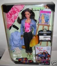 #8795 RARE NRFB Mattel Spain Chica De Hoy Ultima Geracao Marie (Barbie) Foreign