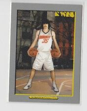 Adam Morrison 2006-07 Topps Turkey Red Ad Back Variation Rookie RC Card #200B