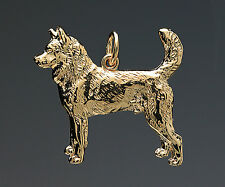 Pendentif Chien SIBERIAN HUSKY  - Pendant SIBERIAN HUSKY DOG