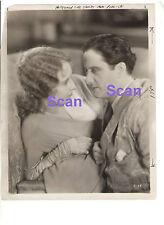 ILLICIT BARBARA STANWYCK JAMES RENNIE ORIGINAL VINTAGE PRESS PHOTO 1931