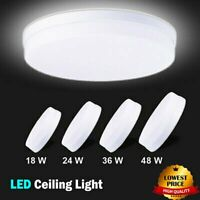 6W-48W LED Ceiling Light Panel Surface Mount Lamp Kitchen Bedroom Barthroom Lamp