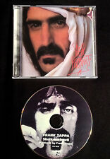 1995 FRANK ZAPPA BMG RECORD CLUB SHEIK YERBOUTI PICTURE CD MOTHERS O INVENTION