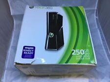 Microsoft Xbox 360 S 250GB Black Console