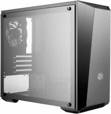 CoolerMaster Case MCW-L3S3-KGNN-00 MasterBox Lite 3.1 TG MiniTower micro ATX Bla