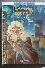 BD les tours de bois maury n°5 alda EO 1988 TBE hermann